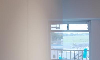 alumina-高級家具が主役のシンプルな空間 (ベランダ)
