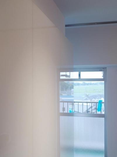 ベランダ (alumina-高級家具が主役のシンプルな空間)