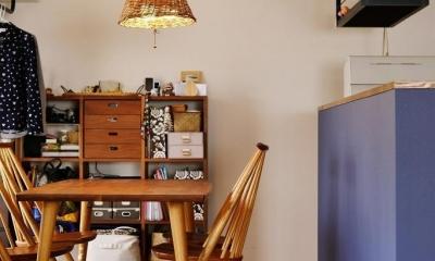 忙しくても家族の時間を大切に!―課題は家事時短と子ども達との距離 (キッチン)