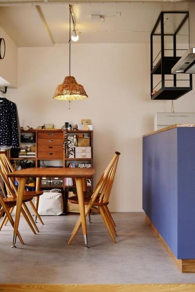 キッチン (忙しくても家族の時間を大切に!―課題は家事時短と子ども達との距離)