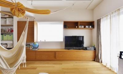 リビング|忙しくても家族の時間を大切に!―課題は家事時短と子ども達との距離