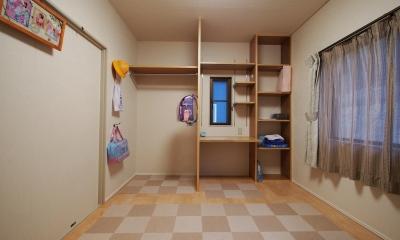 ここちゃんの部屋