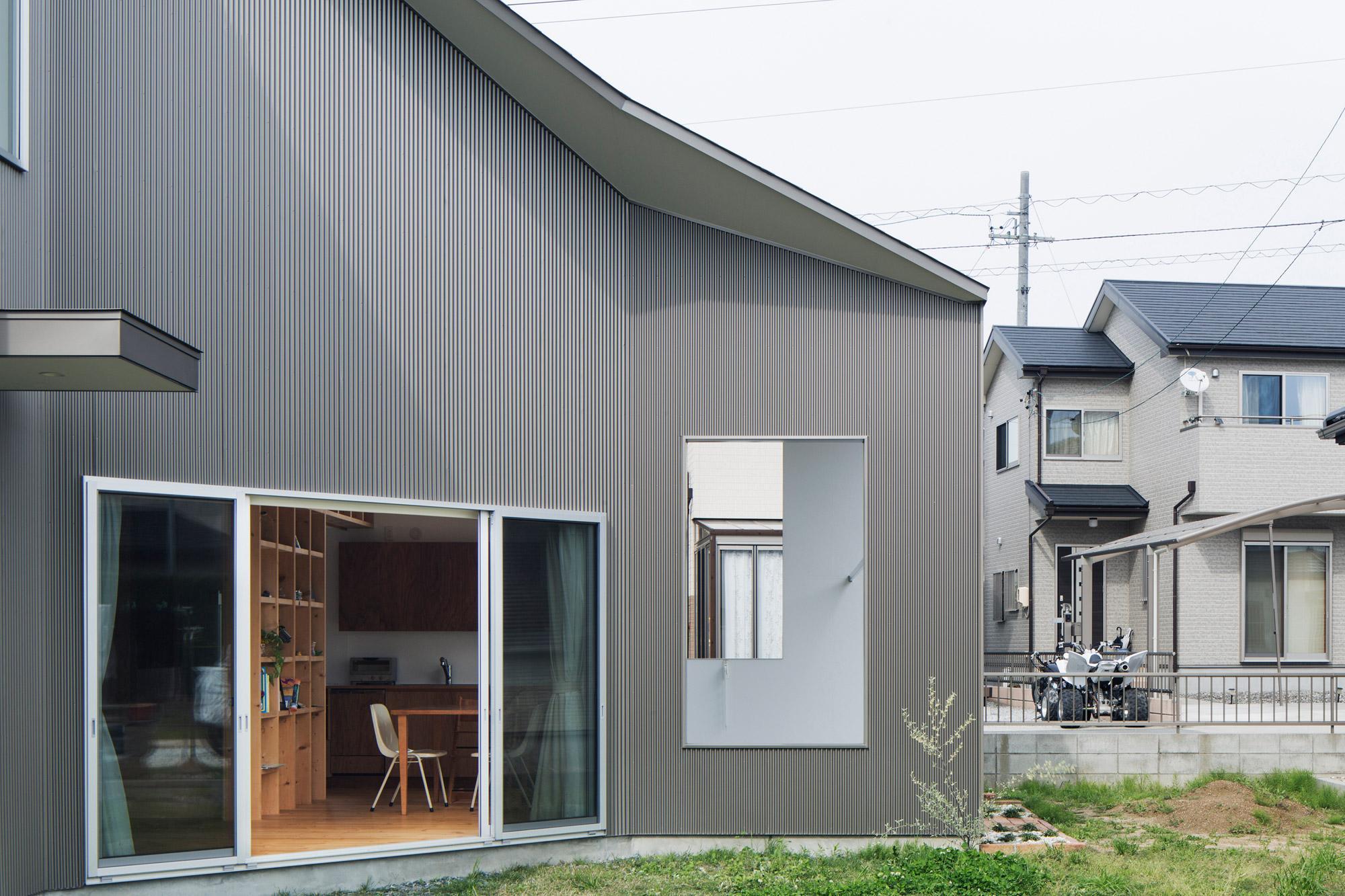 torimichiの写真 風が通る開放的な空間