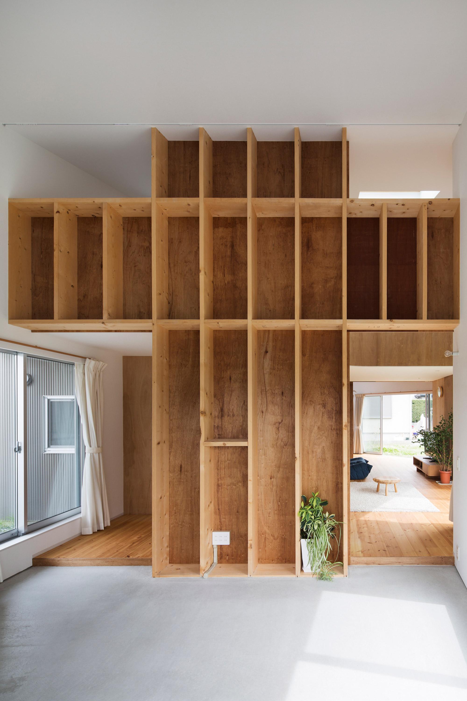 torimichiの写真 存在感のある収納棚
