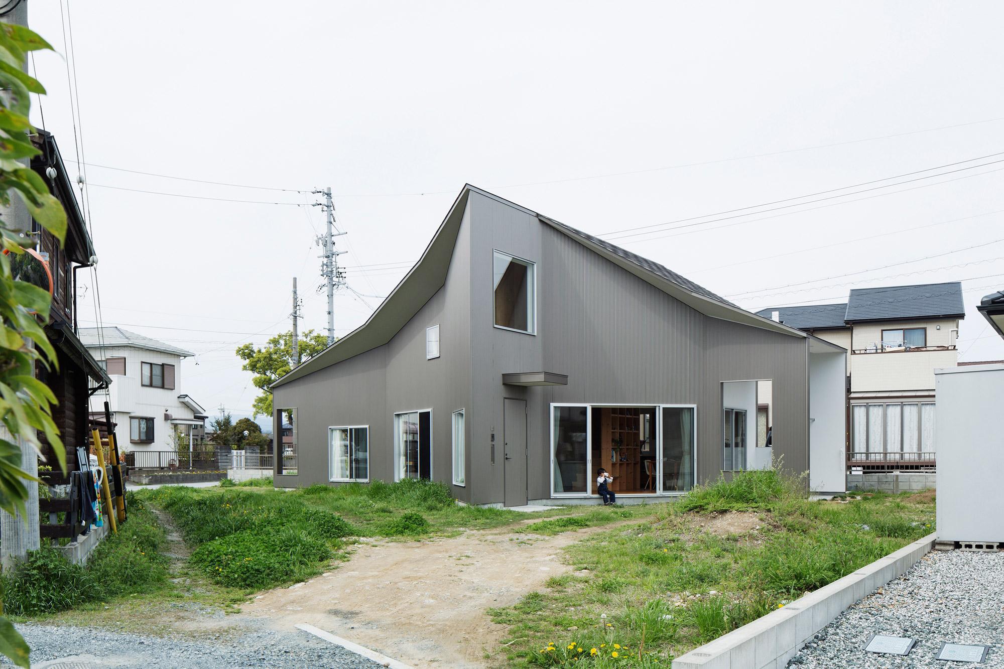 torimichiの写真 個性的な外観
