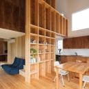 ミハデザインの住宅事例「torimichi」
