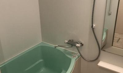 東京都台東区 マンション×リノベーション (バスルーム)