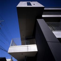 建築家 濱嵜良実の住宅事例「FOK」