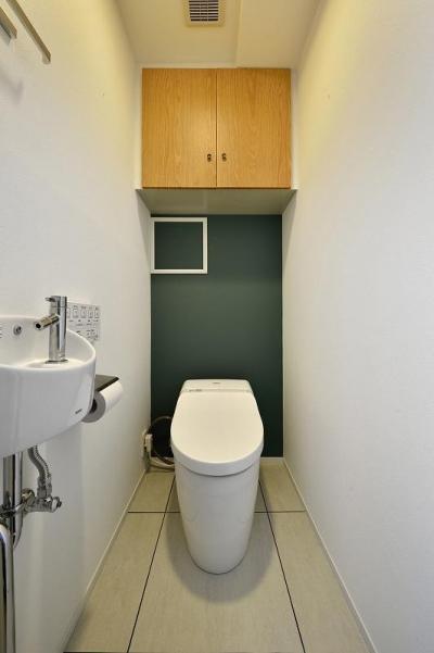 トイレ (子どもの笑顔が集まるリビング)