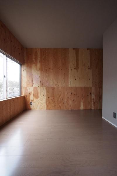 主寝室 (受け継がれる愛着の家)