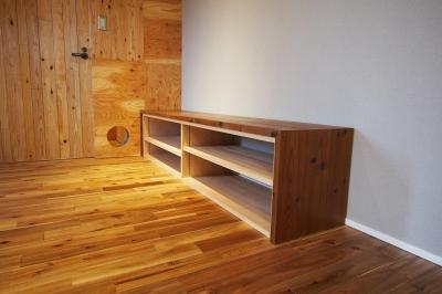 家具 (受け継がれる愛着の家)