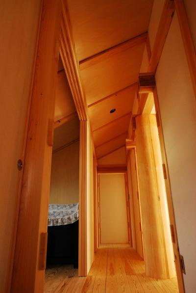 廊下 (潮見の家)
