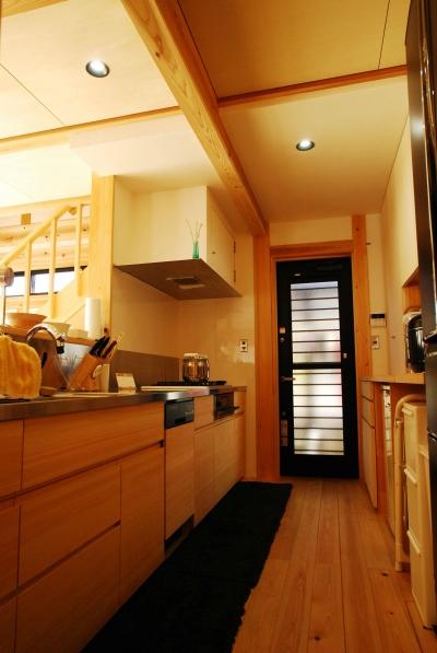 潮見の家 (キッチン)