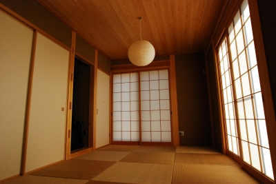 和室 (潮見の家)
