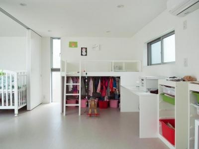 子供室 (三鷹の家)