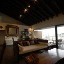 森村厚の住宅事例「アジアンリゾートを自分の家に/風の家」