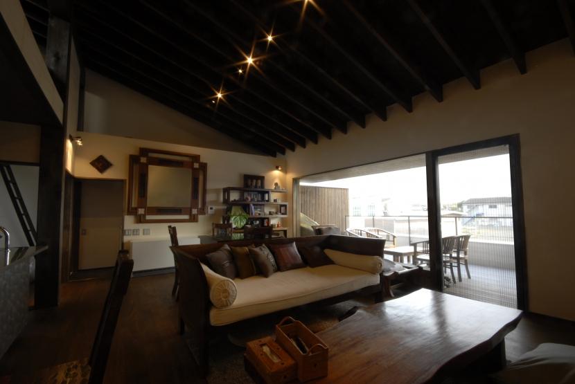 建築家:森村厚「風の家」