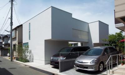 三鷹の家 (外観)