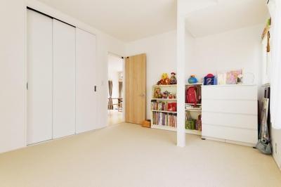 子供部屋 (Case35.シンプルの中に)
