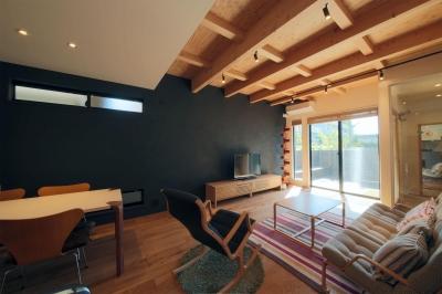 ウッドテラスの家・WOOD TERRACE HOUSE 東京都杉並区 (LDK6)