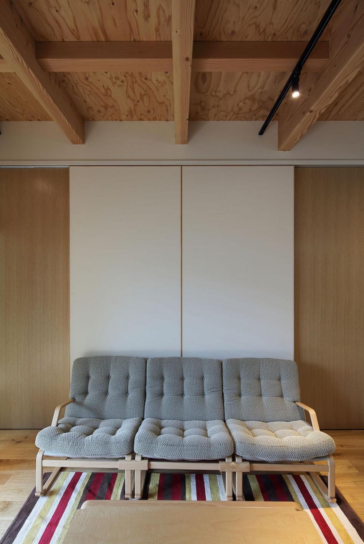 ウッドテラスの家・WOOD TERRACE HOUSE 東京都杉並区 (LDK8)