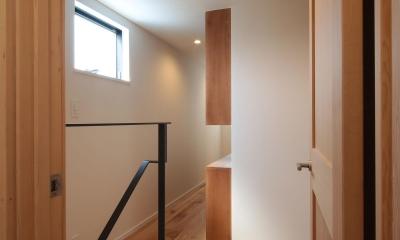 ウッドテラスの家・WOOD TERRACE HOUSE 東京都杉並区 (2Fギャラリー1)