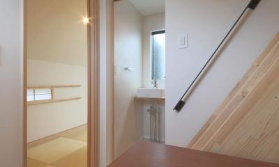 ウッドテラスの家・WOOD TERRACE HOUSE 東京都杉並区 (2Fギャラリー3)