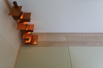 2F和室2 (ウッドテラスの家・WOOD TERRACE HOUSE 東京都杉並区)