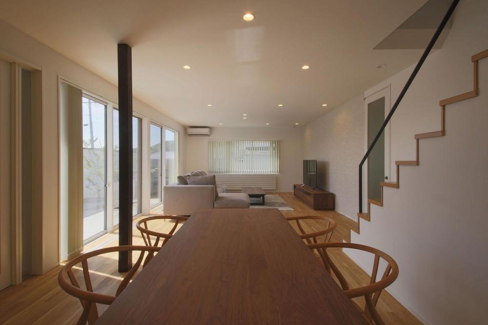 大坪和朗建築設計事務所「中庭を囲む高気密高断熱住宅・T-HOUSE morioka」