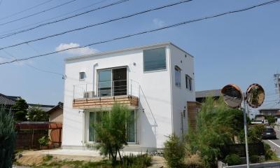 刈谷市の家3