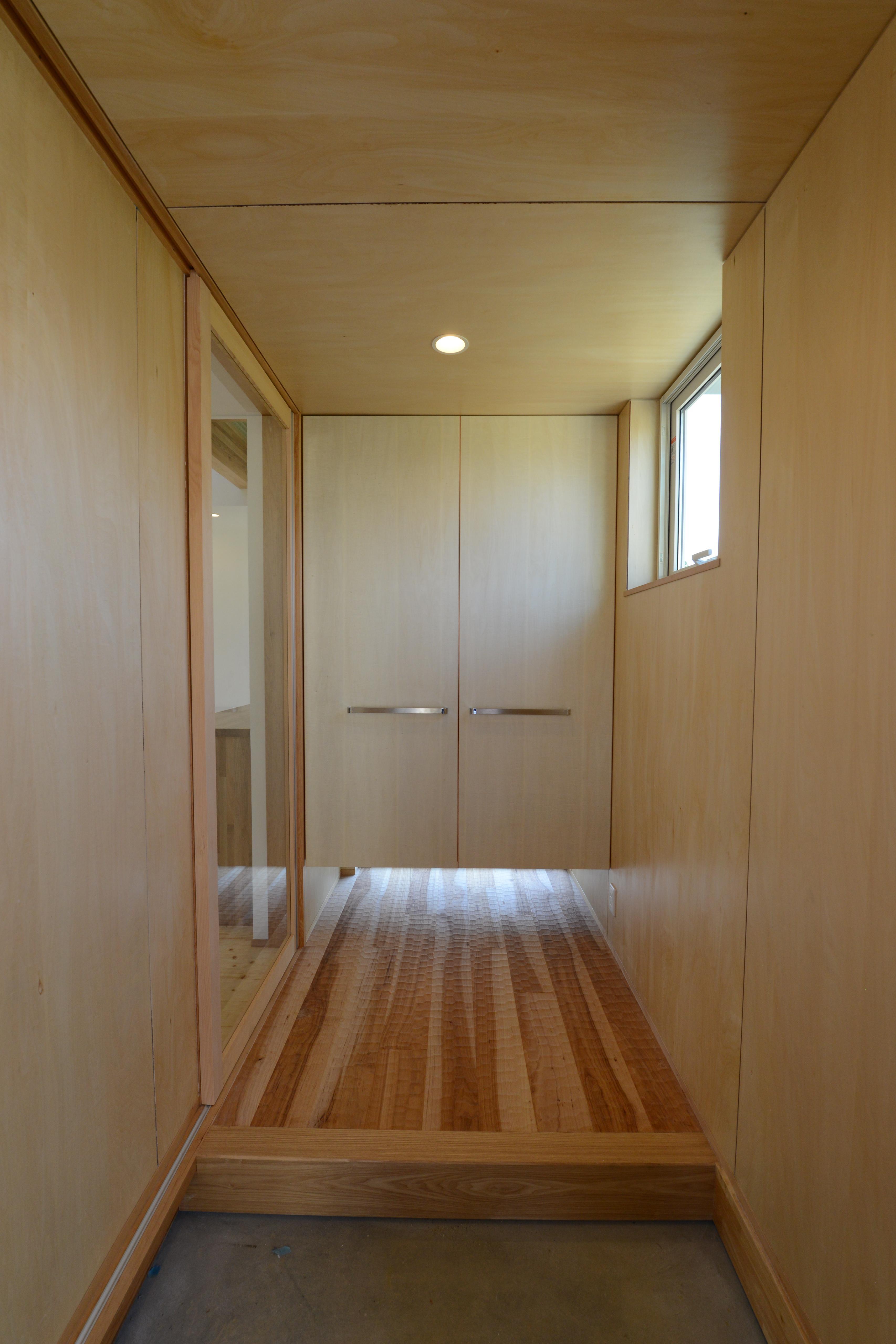 刈谷市の家3の部屋 玄関