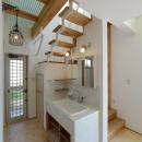 刈谷市の家3の写真 洗面所