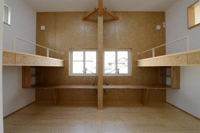 子供部屋 (刈谷市の家3)