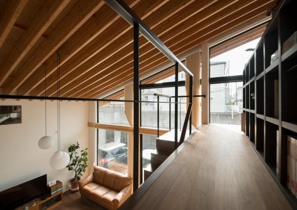 フリーダムアーキテクツデザイン「CASE 480 | 大屋根の垂木の家」