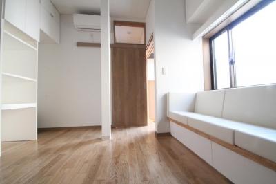 下町のリノベーションハウス (リビング|下町のリノベーションハウス|東京都北区)