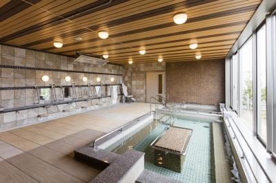 風呂|デイサービス|茨城県土浦市 (アクティブ&リラクゼーション |デイサービス)