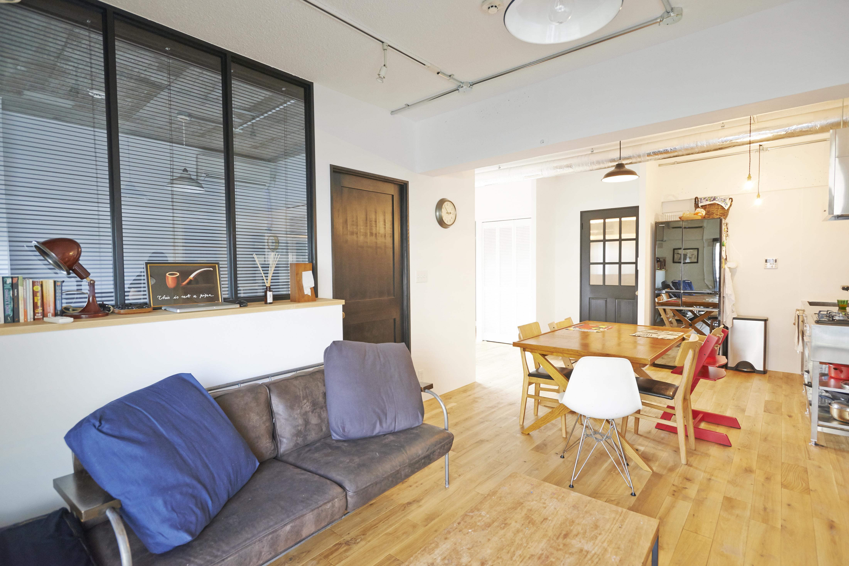 リノベーション・リフォーム会社:リノまま「ニューヨークのアパート」