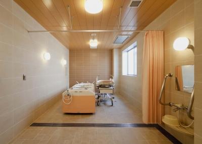 風呂・浴室|ラグジュアリー老人ホーム|茨城県土浦市 (ラグジュアリー老人ホーム)