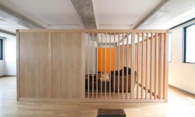 木のオフィス