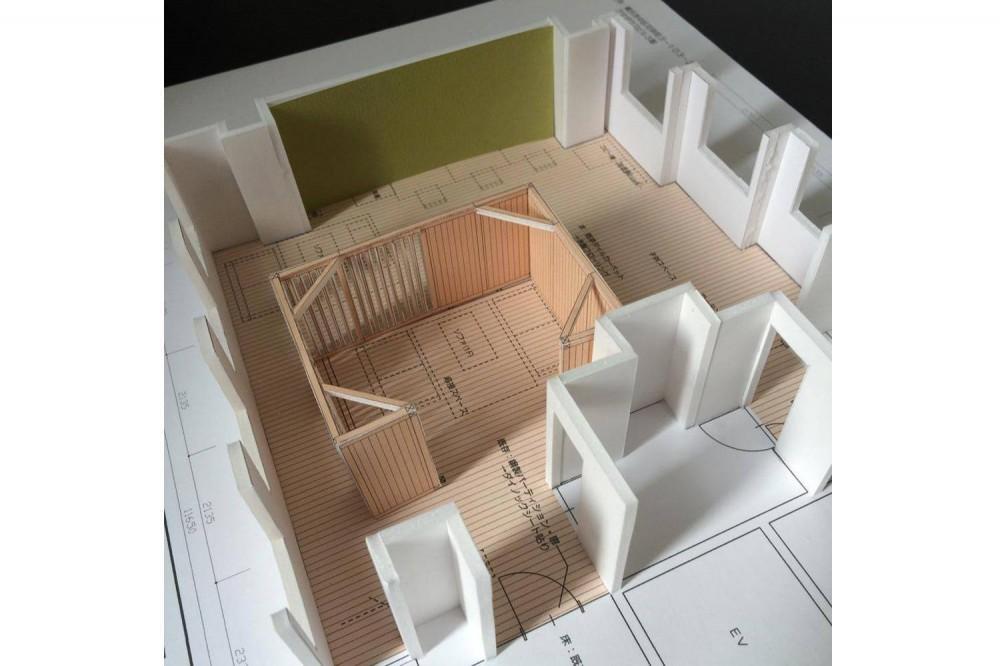 木のオフィス (模型|木のオフィス|神奈川県横浜市)