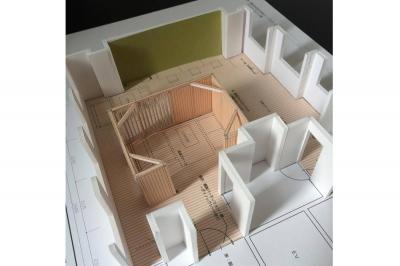模型|木のオフィス|神奈川県横浜市 (木のオフィス)