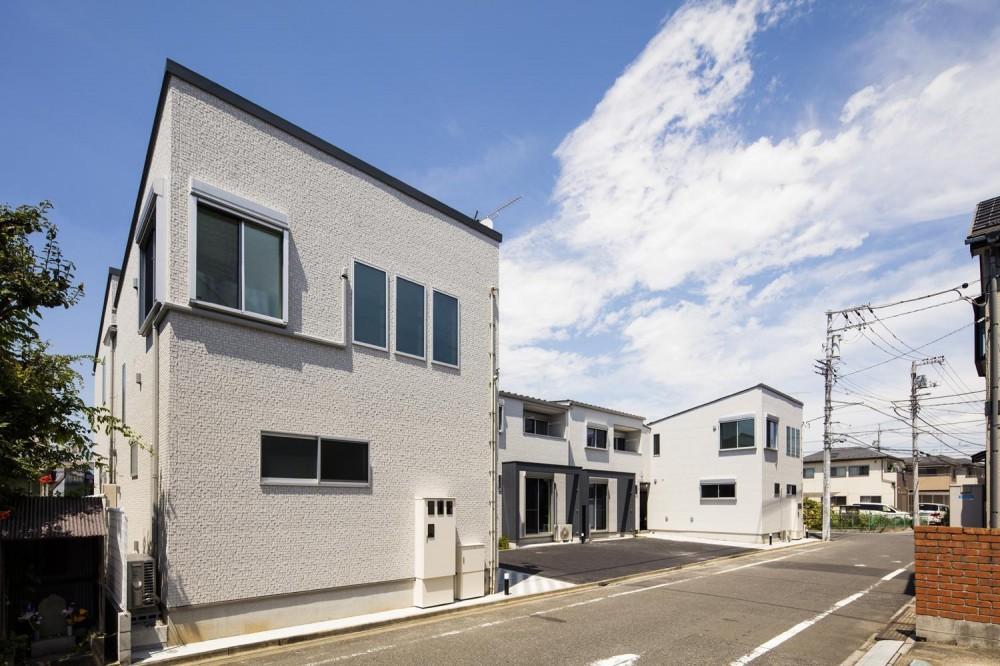 外観|東京都足立区 (収納の家)