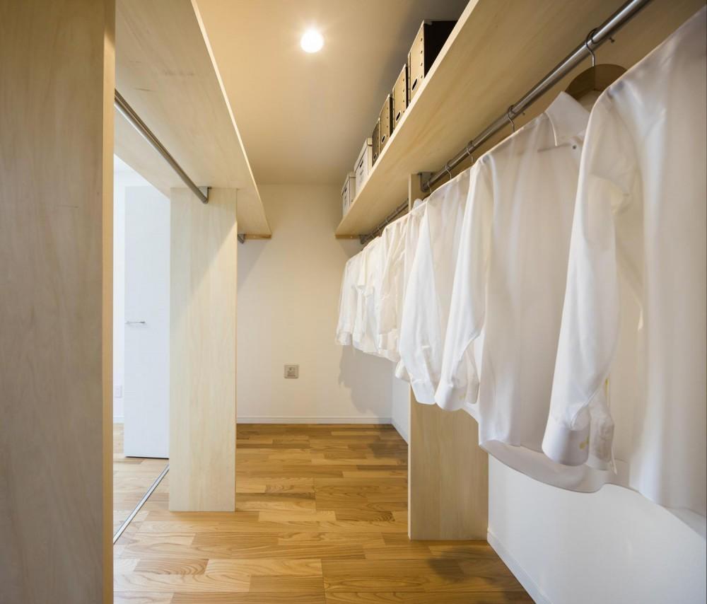 建築家:小木野貴光アトリエ一級建築士事務所「収納の家」