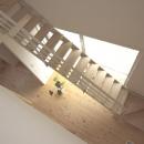 富田 高之の住宅事例「視線のデザイン」