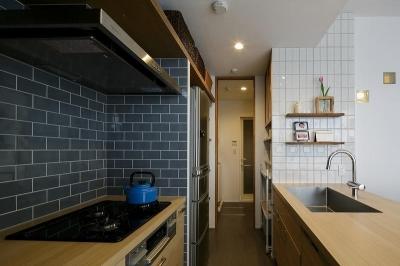 キッチン (ていねいに効率的に暮らしを楽しむ)