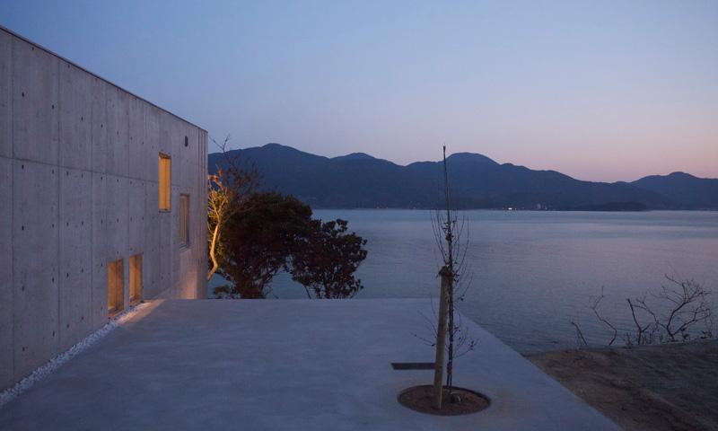志摩船越の別荘の写真 テラス