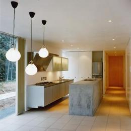水府の住宅 (キッチン)