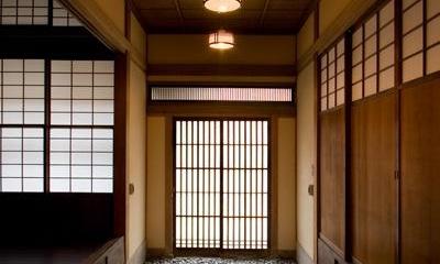 松楠居 (玄関)