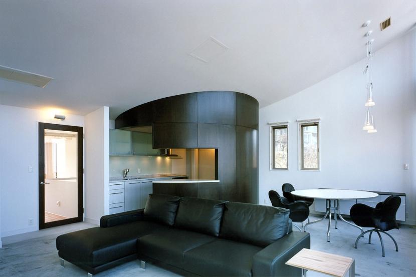 建築家:米村和夫「熱海桜沢別荘地のの共鳴BOX」