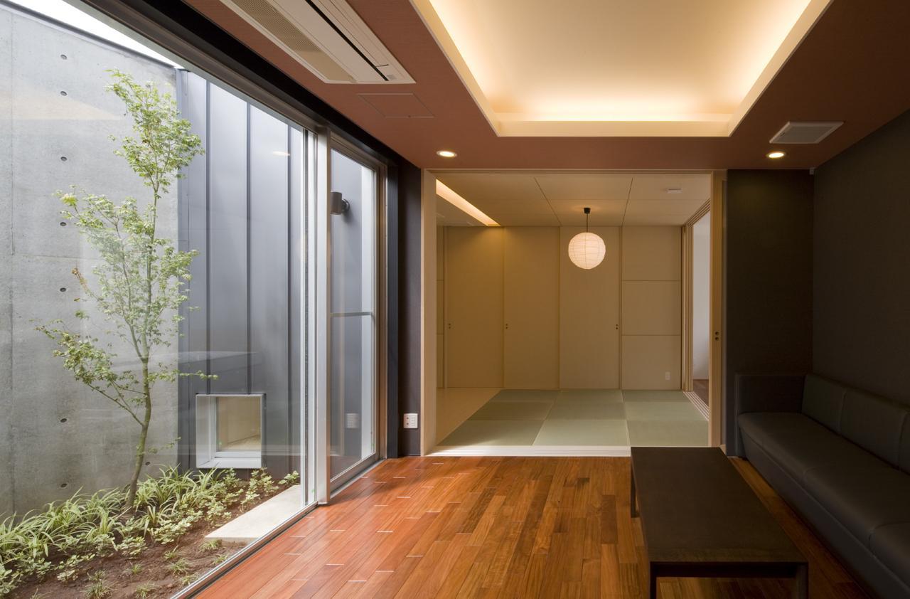 TN-HOUSEの部屋 和室